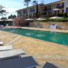 Hotel + piscine